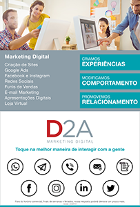 D2A Marketing Digital Card