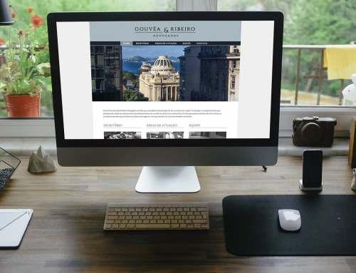 Gouvêa & Ribeiro Advogados confiou na D2A Marketing Digital para criação do primeiro site