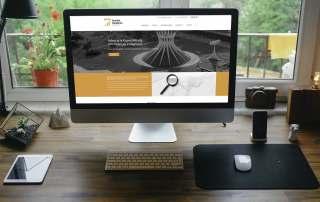 Jantalia & Valadares Advogados e anova comunicação digital criada pela agência D2A Marketing Digital